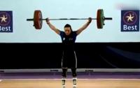 Украинская тяжелоатлетка завоевала серебро чемпионата Европы
