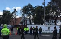 Мощный взрыв прогремел в Боготе, погибли люди