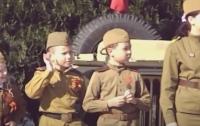 Оккупанты Севастополя провели для детей