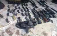В Мексике задержан особо опасный преступник с целым арсеналом оружия