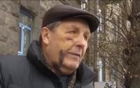 Киевские полицейские избили авиаконструктора