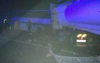 Под Житомиром сразу девять человек погибли и десять травмированы в ДТП (фото)