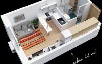Покупатели резко охладели к малюсеньким квартиркам