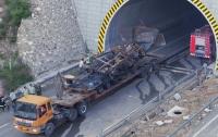 Взрыв в автомобильном тоннеле в Китае: погибли 12 человек