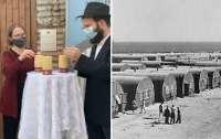 На Кипре помянули евреев-беженцев, умерших в британских лагерях