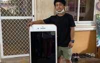 Таиландец вместо iPhone 7 получил неожиданную посылку (ФОТО)
