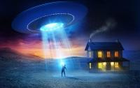 В Австралии снова видели НЛО (видео)