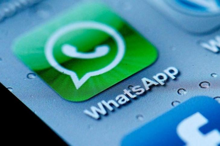 Вработе мессенджера WhatsApp произошел сбой