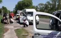 В Чернигове мужчина захватил автобус с пассажирами и угрожал взорвать