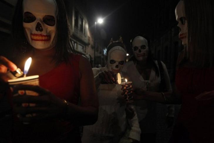 проститутки зомби