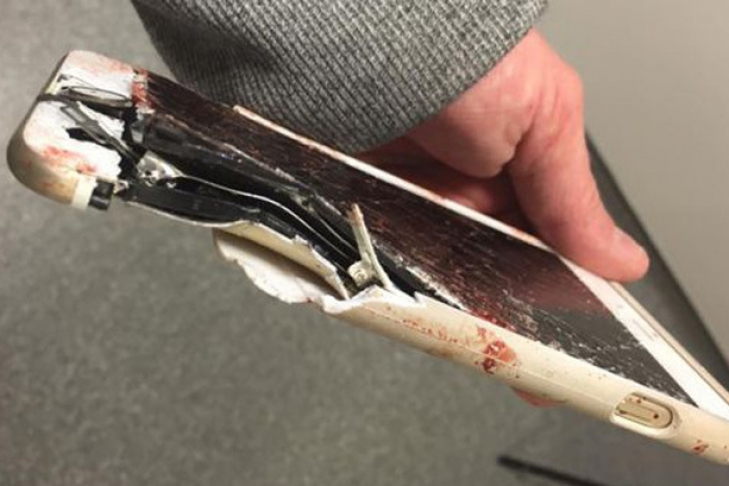 IPhone спас женщину отвзрыва наконцерте Арианы Гранде