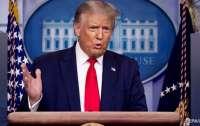 Трамп обещает мирную передачу власти в случае поражения на выборах