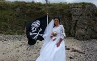 Британка вышла замуж за призрака