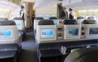 Самолет Turkish Airlines совершил аварийную посадку из-за Wi-Fi