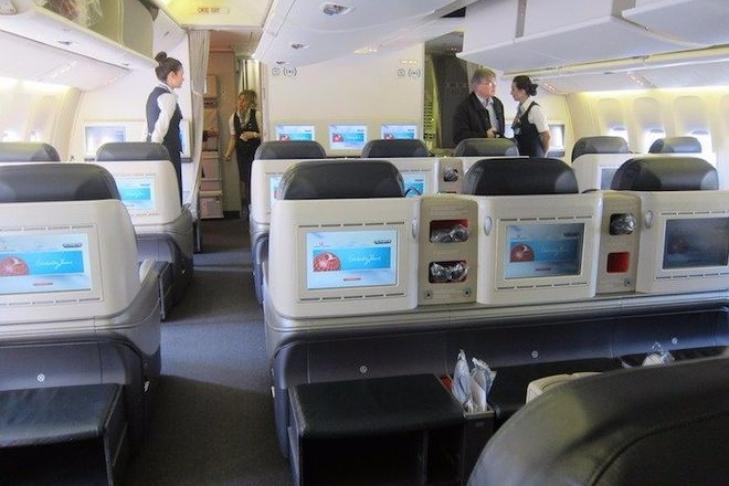 Самолет Анталья-Москва экстренно сел в аэропорту Стамбула