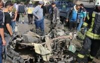 В результате масштабного взрыва в Идлибе трое людей погибли и 13 пострадали