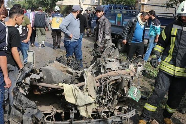 Жертвами взрыва всирийском Идлибе стали 6 человек, еще 25 пострадали