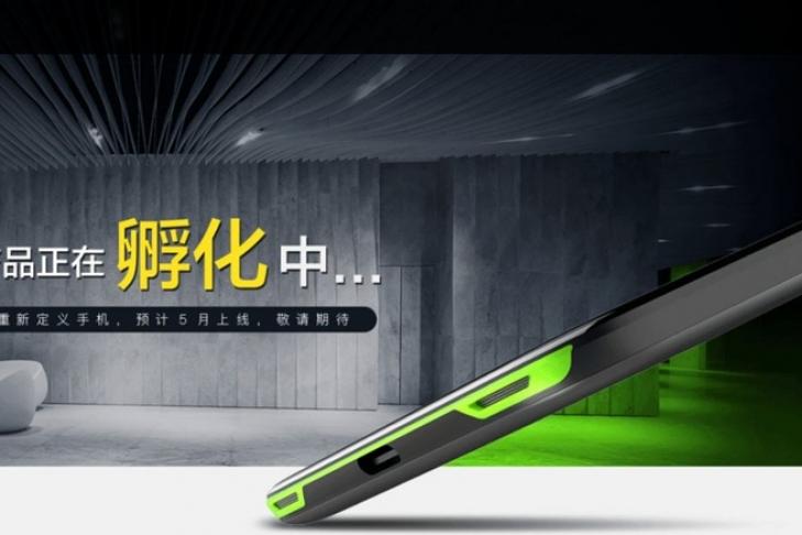ВAnTuTu рассекретили мощнейший игровой смартфон Xiaomi Black Shark