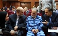 Бывший мэр Тегерана приговорен к смертной казни