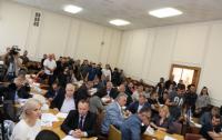 Тернопольский облсовет выступил против