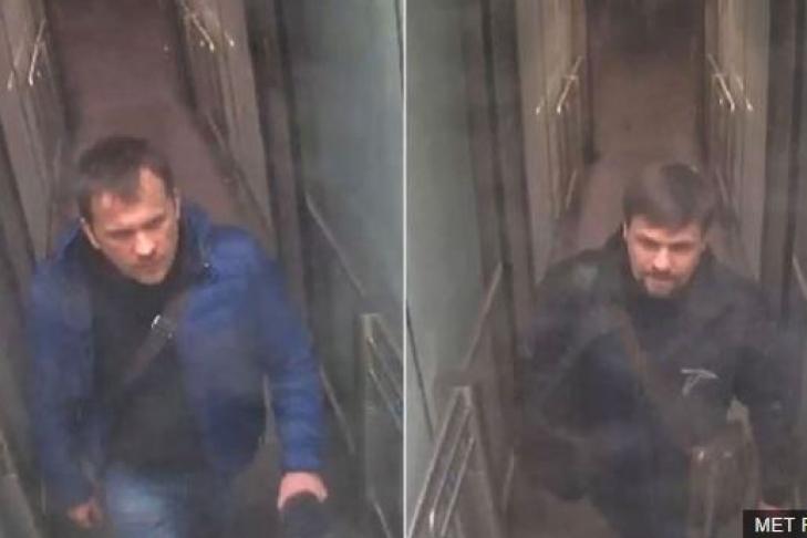 ПрезидентРФ: Подозреваемых поделу Скрипалей отыскали