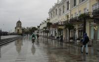 Осень в Украине не радует даже крымчан (фото)