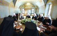 Первые важные решения приняли на священном синоде ПЦУ