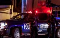 Мужчина расстрелял посетителей бара в Мексике