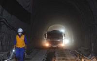 Открыт самый глубокий подводный тоннель метро в Китае