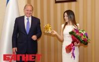 Призерша «Евровидения-2013» Огневич стала заслуженной артисткой (ФОТО)