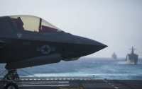 Америка впервые использует в бою истребитель пятого поколения