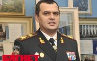 Захарченко позволил «Беркуту» стрелять из огнестрельного оружия