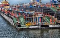 Из крупнейшего грузового порта Европы похитили сотни тонн токсичного металла