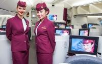 Qatar Airways признали лучшей авиакомпаний в 2015г - Skytrax
