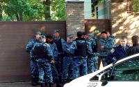 Харьковский рейдер Полумысный захватил объекты