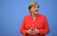 Меркель решила высмеять саму себя