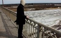 ЧП в Днепре: самоубийца прыгнул с моста