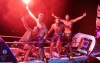 Четверо британцев впервые переплыли Атлантику на веслах