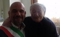 Умерла старейшая женщина Европы