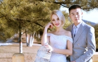 Украинская невеста поразила китайца отказом от денег