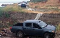 На Херсонщине пьяный водитель наехал на палатку с туристами, есть жертвы