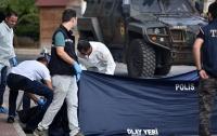 Смертника, который хотел взорвать отделение полиции в Турции, застрелили
