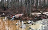 Нелегальных копателей янтаря задержали в Житомирской области