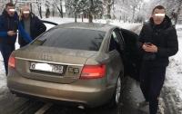 На Прикарпатье водитель машины с российскими номерами подрался с ветераном АТО