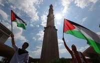 Палестинские радикалы обстреляли территорию Израиля