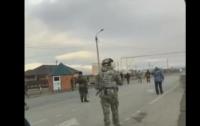 Смертница устроила взрыв в Чечне (видео)