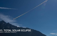 Топ 10 фотографий NASA 2017 года (ВИДЕО)