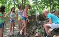 Третья смена: в Запорожской области оздоровилась очередная группа одаренных школьников