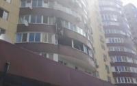 Масштабный пожар в Киеве: эвакуированы 20 человек