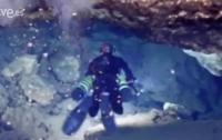 Дайвер двое суток просидел без еды в подводной пещере
